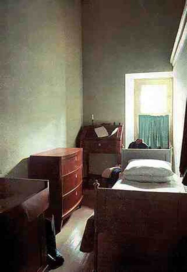 Комната пушкина фото